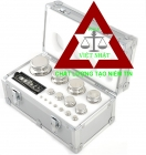can dien tu, cân điện tử - Bộ quả cân chuẩn F2 1mg 2kg