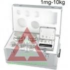 can dien tu, cân điện tử - Bộ quả cân chuẩn M1 1mg 10kg